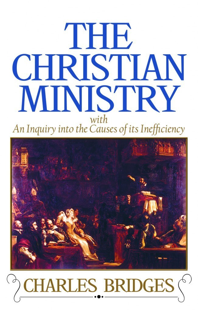 The Christian Ministry book cover